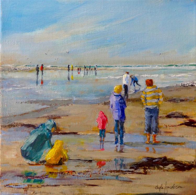 Beach Activities by Lyla Jacobsen