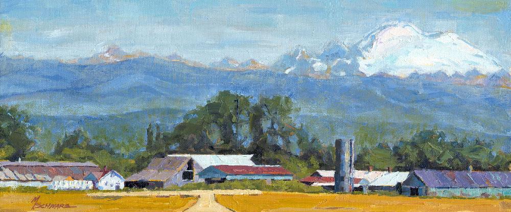 Conway Farm by Marcel Schwarb