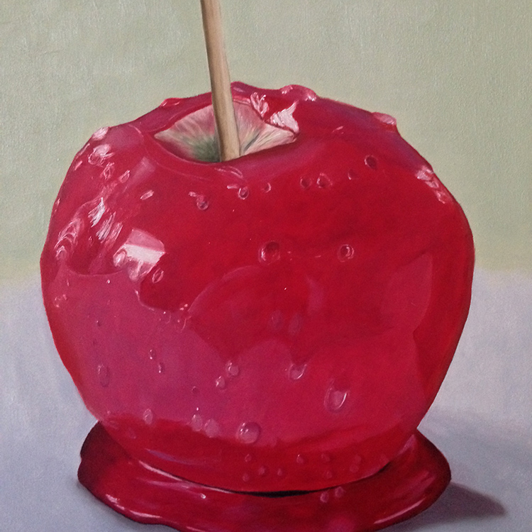 Candy Apple by Karen Merkin $500