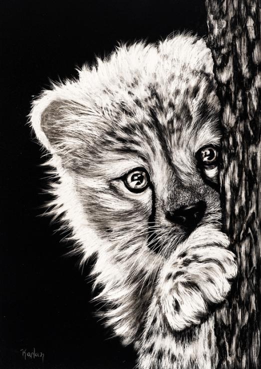 Hide and Seek by Lisa Kaplan $450