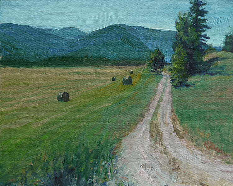 Midday in the Methow Valley by Nadia Hakki $360