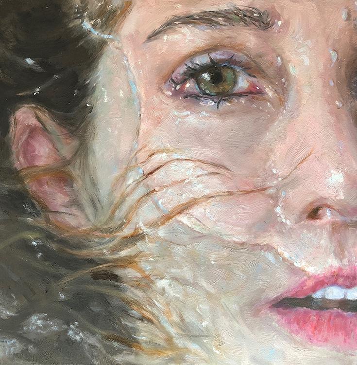 Submerge 2 by Karash Payne $350