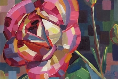 Garden Rose by Brooke Borcherding $375