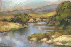 Muddy Waters by Vicki Johnson $175