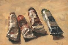 Oil Paints 2 by Michael Friel $175