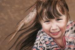 Prairie Smiles by T Kurtz $350
