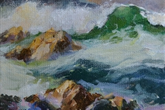 Riding the Wind by Delores Haugland $110