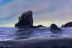 Second Beach by Rick Tuthill $200