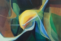 Slicing the Sounds of Sirens by Maery Lanahan $400