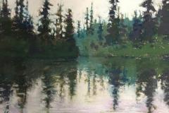 Stillness by Annette Hanna $250