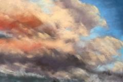 Sunset Storms by T Kurtz $250