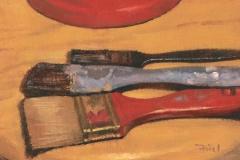Three Flats by Michael Friel $175