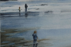 Watching the Weather by Mary Anderson $300