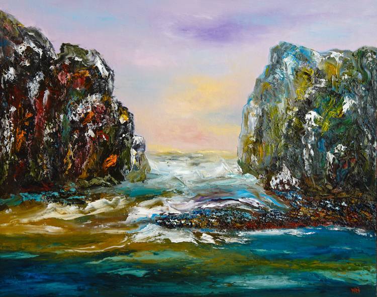 Web Cove by Silena Wei Chen-Vollmer