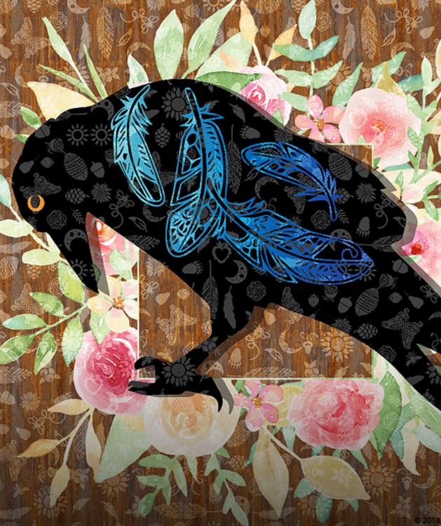 Christopher Crow by Susan Straub Martin