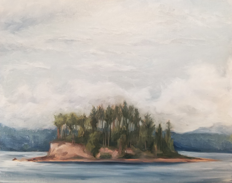 Cutts Island by Shelby Cook