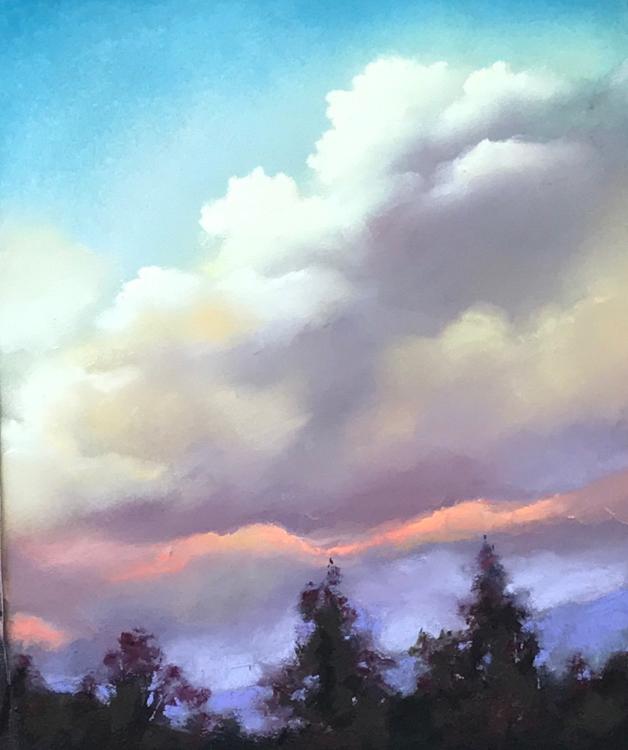 Hurricane Ridge by Vicki Johnson