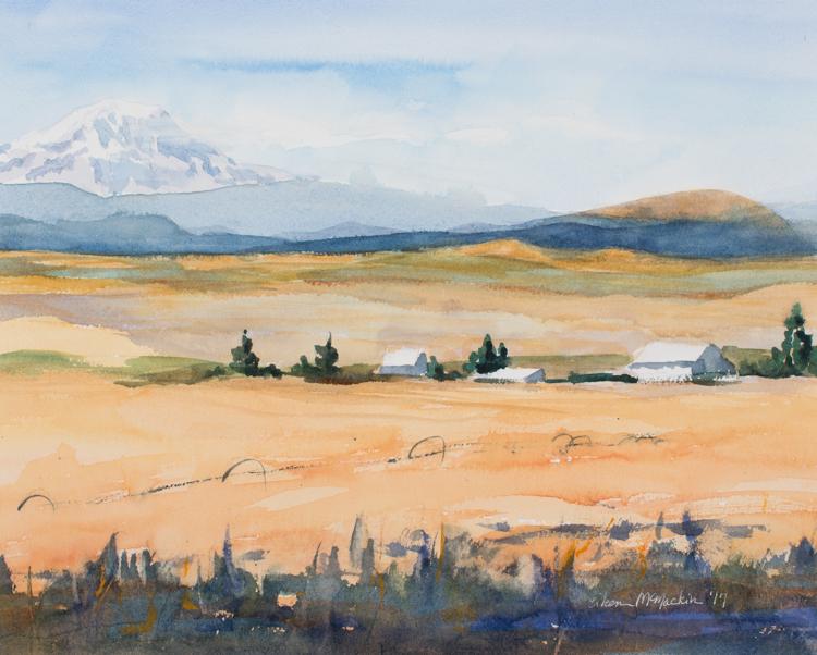 Mt. Adams by Eileen McMackin