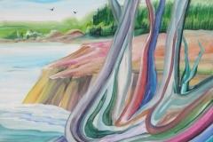 Cliffside by Christina Harvey