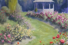 Rose Garden by Corina Linden