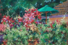 Summer Garden by Cheryl A. Hufnagel