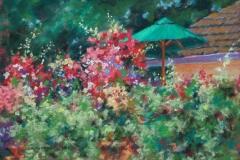 Summer Garden by Cheryl A. Hufnagel
