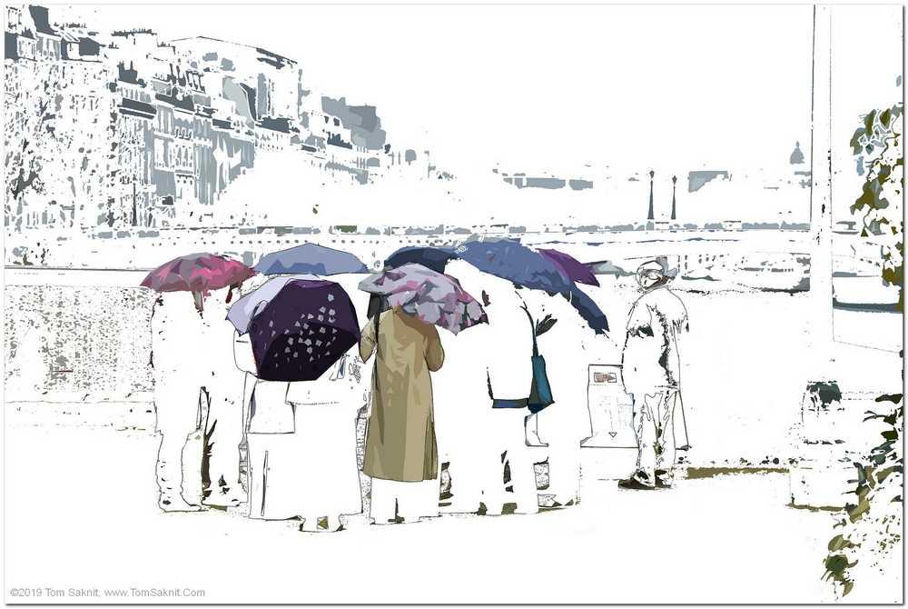 1k 1801 Seine Parapluies Zero Three ©2018, Thomas Saknit, Redacted Photography™All Rights Reserved