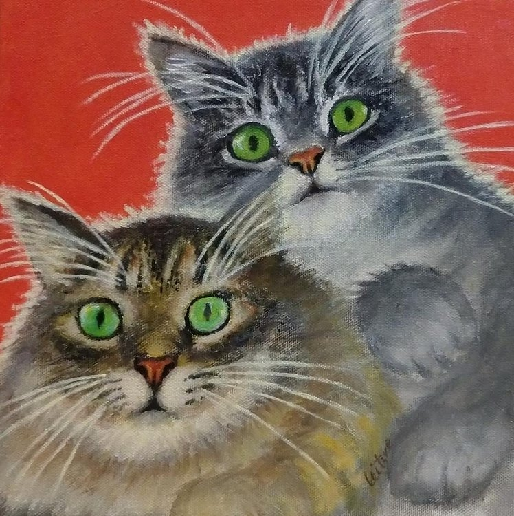 Web Partners in Crime by Leanna Leitzke $265