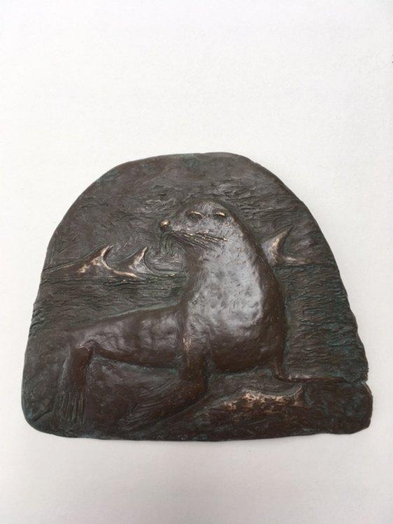 Web Sea lion -AnneLise Deering