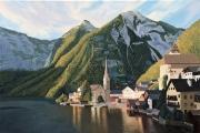 Web Hallstatt, Austria -- by Ben Groff, $450