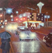 Web Night Seattle by Leanna Leitzke $350