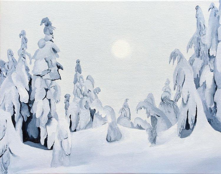 Web Winter-Worn - Ben Groff