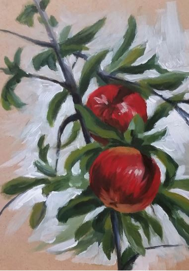 Apples by Shelby Cook $100