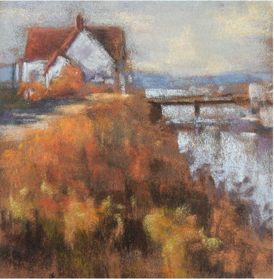 Bayside Lookout by Deborah Henderson $175