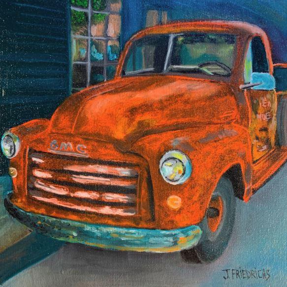 Classic by Johanne Friedrichs $115
