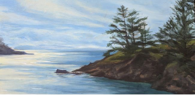 Deception Pass by Selby Cook $180