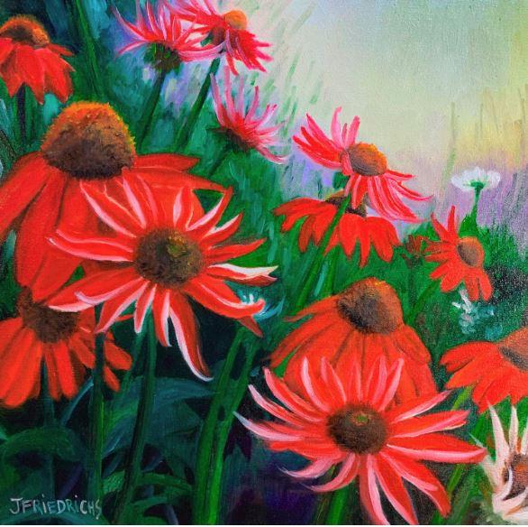 Edmonds Blooms by Johanne Friedrichs $170