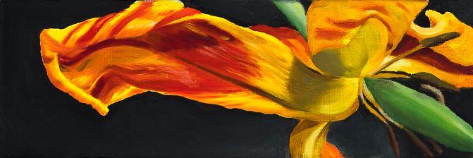 End of the Bloom by Kathleen Tevnan