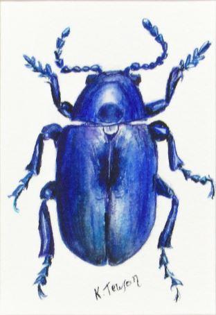 Eumolpus Asclepiadeus by Kathryn Tewson $145