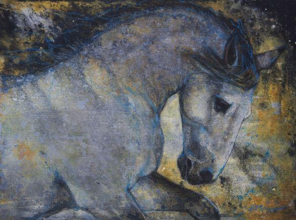 Gentle Spirit by Jani Freimann $350