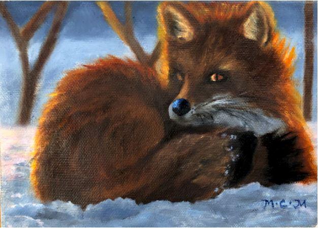 Little Vixen by Mary Morris $300