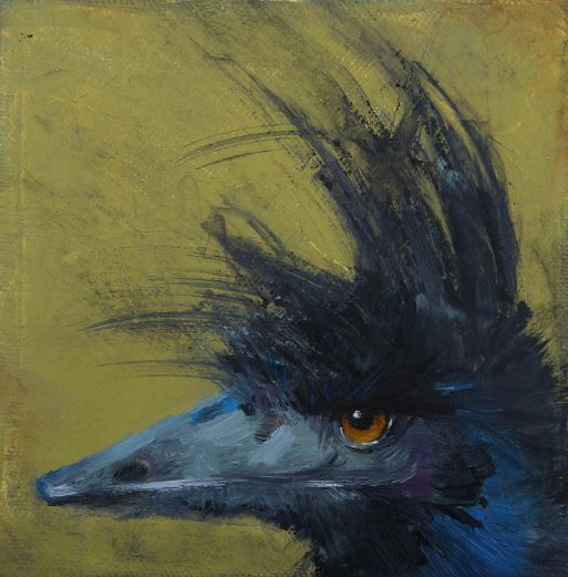 Not Funny! - Bad Hair Day Series by Jani Freimann $250