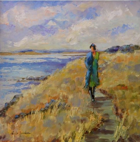 On The Bluff by Lyla Jacobsen $325