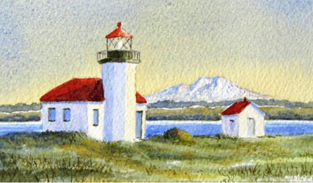 Point Robinson by Roger Baker $105
