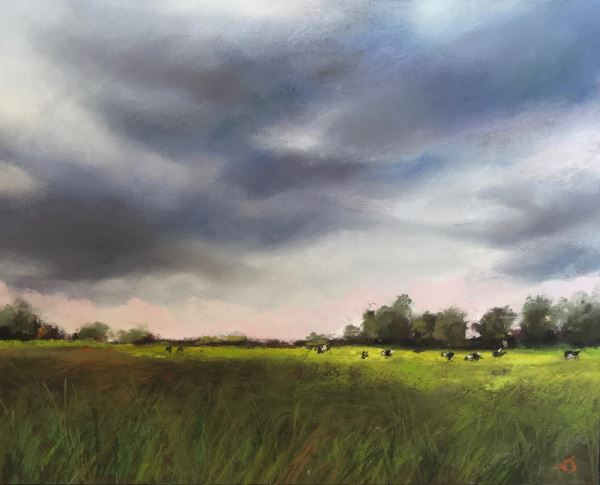 The Cows Got Out Again by Vicki Johnson $165