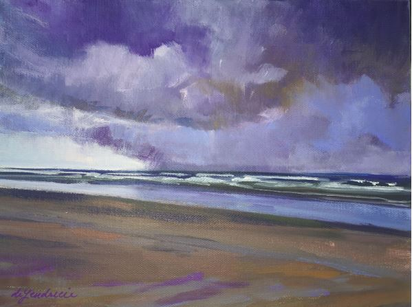 West Wind by Sarah deLendrecie $150