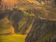 WEB Iceland Suðurnámur  Ridge Landmannalaugar Highlands  by Mike Reid