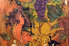 WEB Anthology of a grape by Karen Theusen
