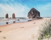 WEB Cannon Beach by Tom Schumacher $154