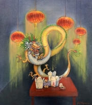 WEB Chinese New Year by Eve Worrell $300